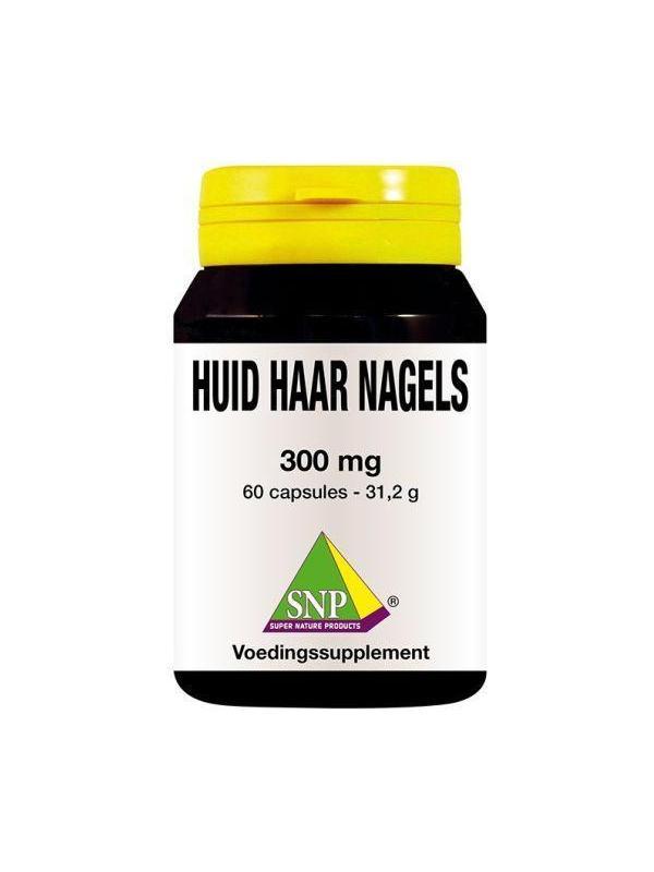 Huid haar nagels 300 mg