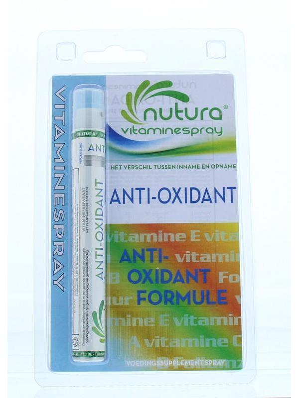 Anti oxidant blister