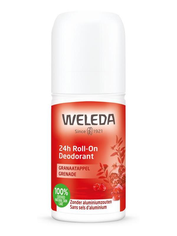 Deodorant roll-on granaatappel 24h