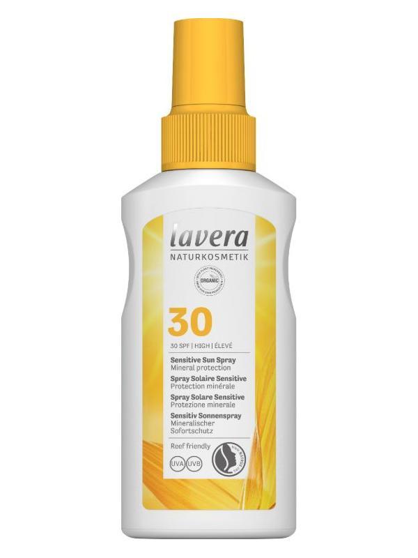 Zonnebrand/sensitive sun spray SPF30