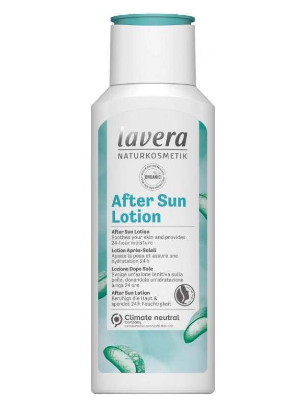 Aftersun/after sun lotion met aloe vera