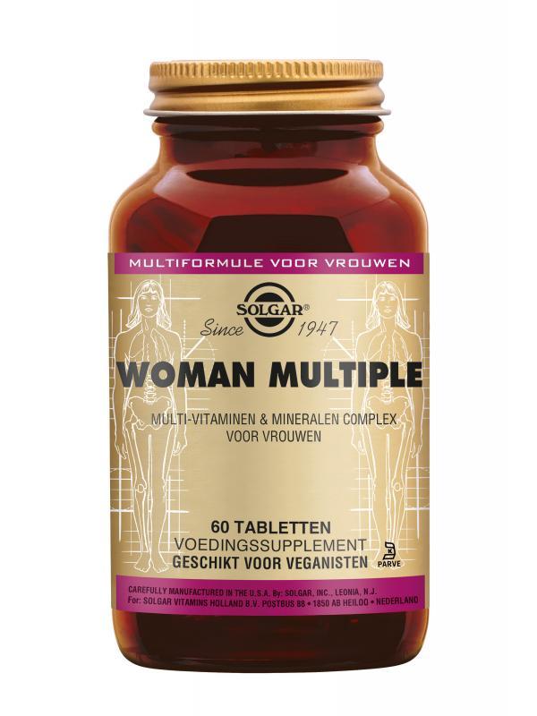 Woman Multiple